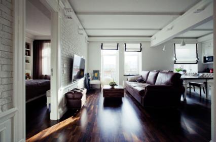 Дизайн квартиры у м. Аэропорт