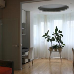Дизайн квартиры в Филях. 2015 год