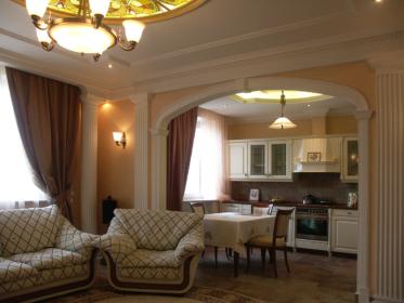 Дизайн квартиры на Масловке