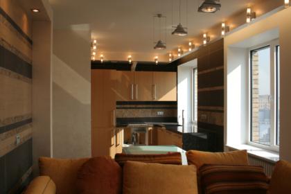 Дизайн квартиры на Фрунзенской