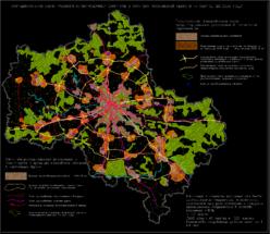 Московская Область. Прогрессивное развитие. Дисперсное расселение