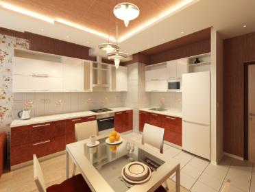 Дизайн квартиры в Зеленограде, 2017