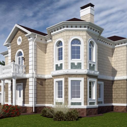 Проект дома в Аникеевке-3