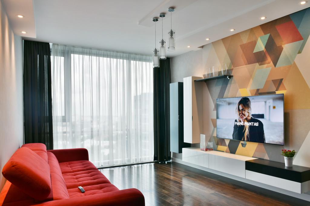 Дизайн квартиры в Химках - 1