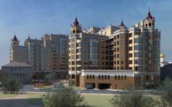 Проект многоквартирного дома на ул. Леонова