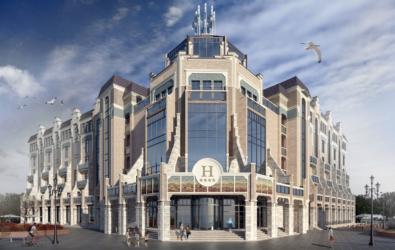 Проект отеля в Зеленоградске 2
