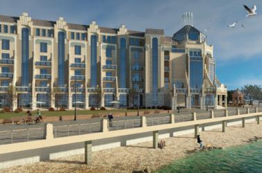 Проект отеля в Зеленоградске 3