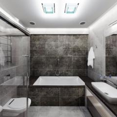Ванная в минимализме