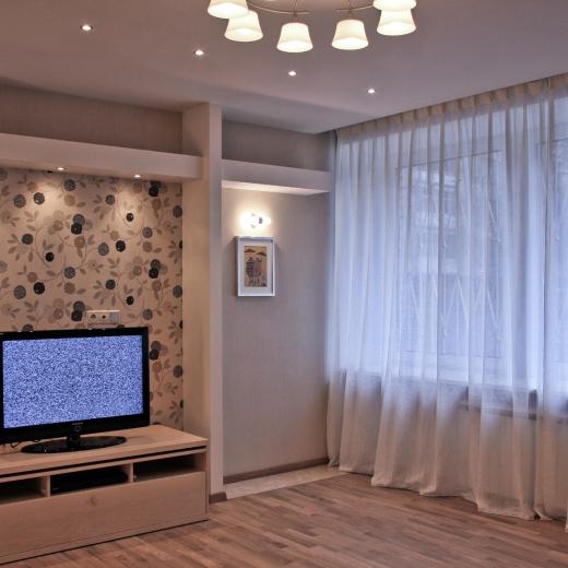 Дизайн квартиры на Малой Филевской, 2007