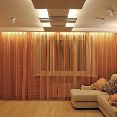 Дизайн квартиры в Отрадном.
