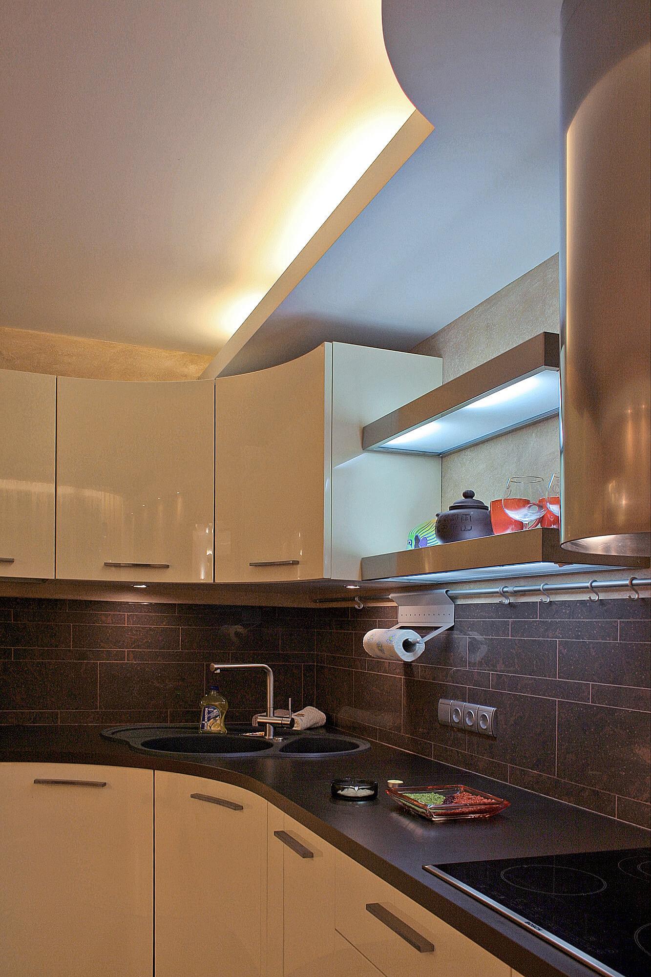 Кухня в модернизме