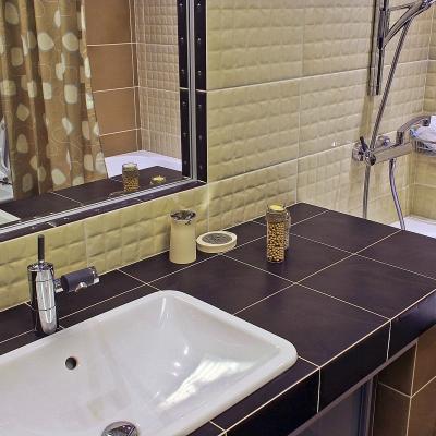 Деталь в ванной