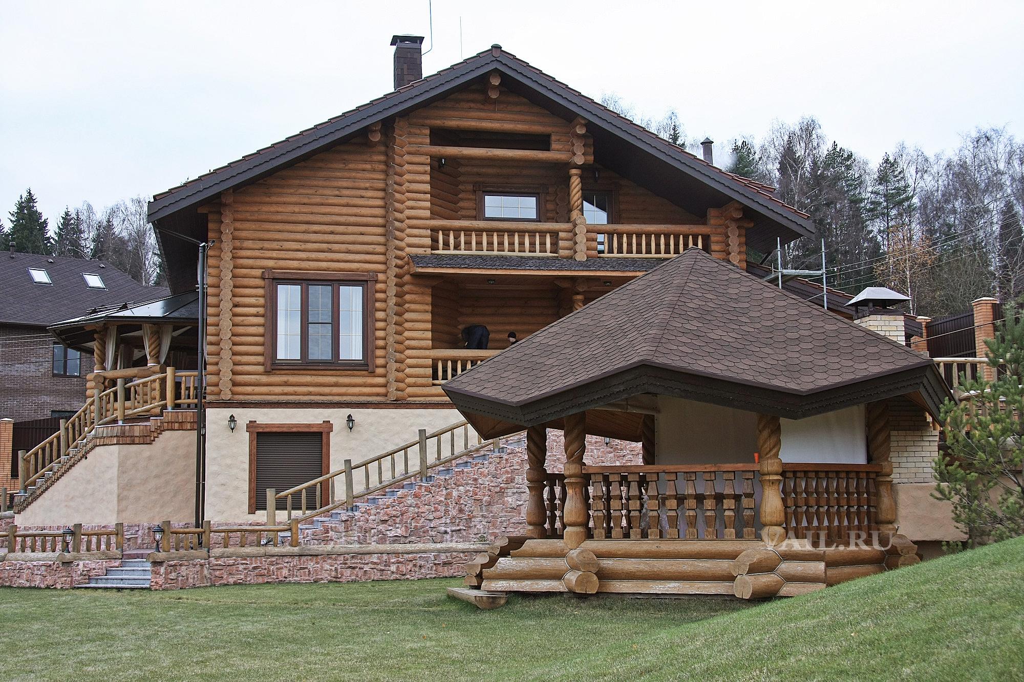 Проект дома на Истре
