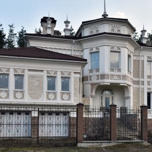 Проект дома в Аникеевке-2
