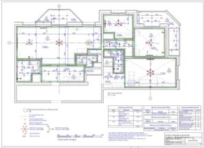 План устройства потолков
