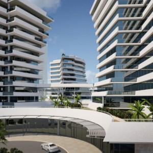 Многоквартирный комплекс в Дубае
